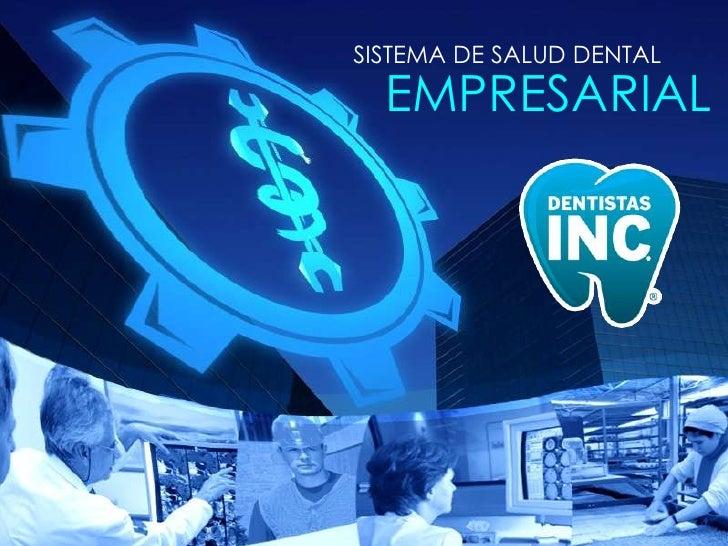 Dentisas Inc.