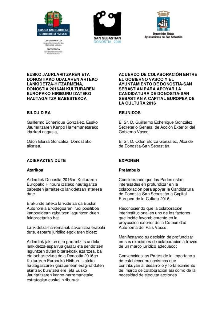 Convenio Gobierno Vasco Ayuntamiento Donostia-San Sebastian.pdf