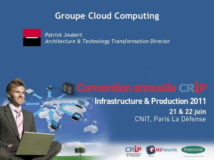 Convention 2011 présentation_gt_cloud finale