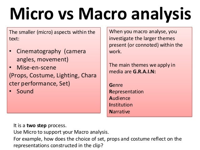 of an analytical essay macro and set micro vs macro analysis