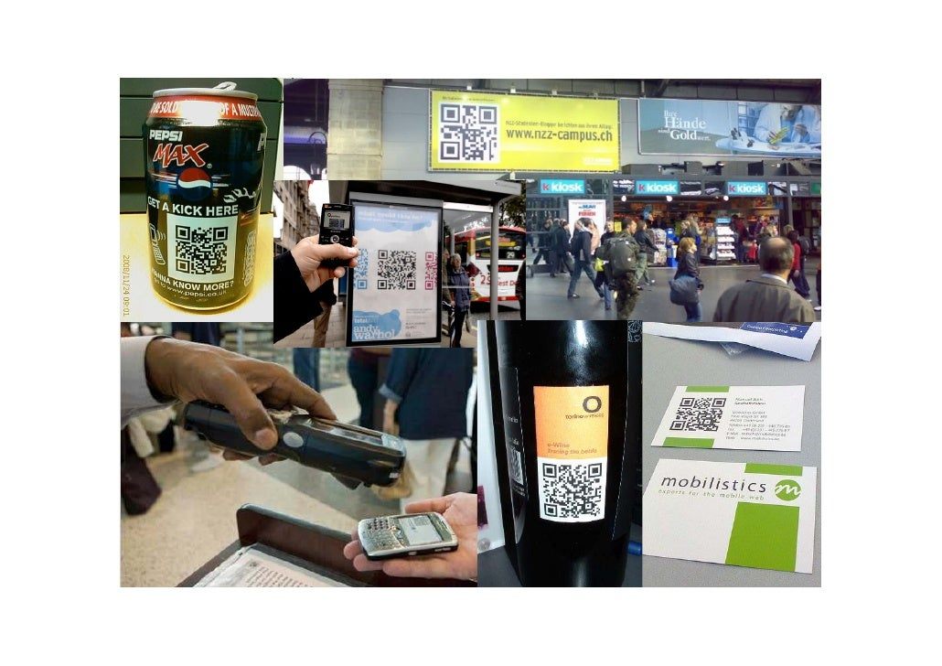 QR Codes and the Future of Next Generation mLearning
