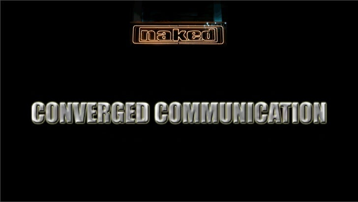 Converged Communications   New Ideas Of Influence   Alternate Ending