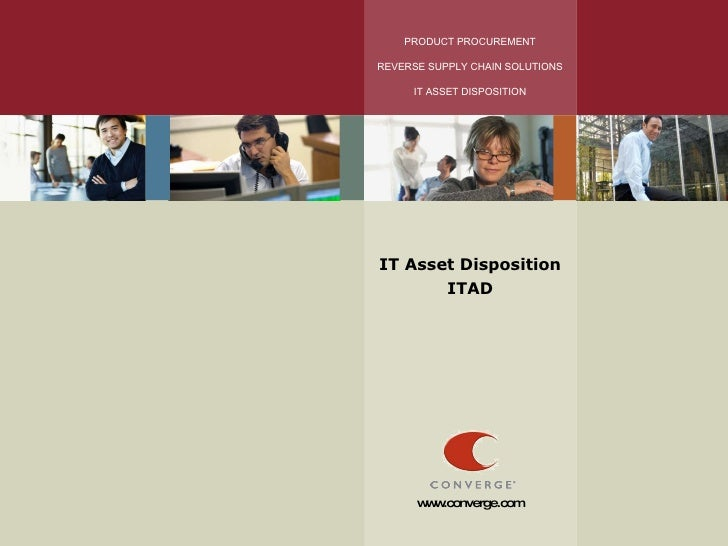 IT Asset Disposition ITAD