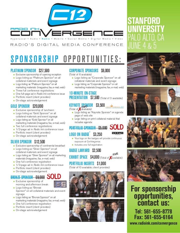 Convergence sponsor2012 0222 new dates