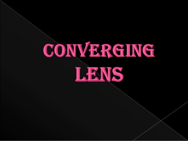 Lenses are mainly made of glass clear  plastics. They are widely used in  spectacles, cameras, telescopes and  many other ...