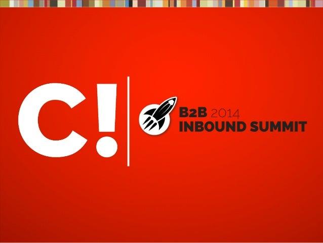 Conversionista @  B2B Inbound Summit