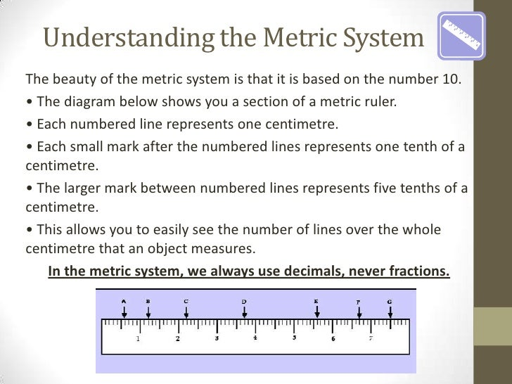 how to remember the metric system conversions