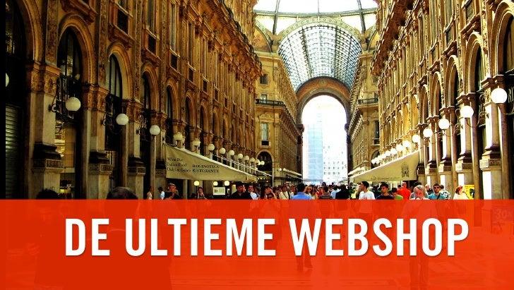 DE ULTIEME WEBSHOP