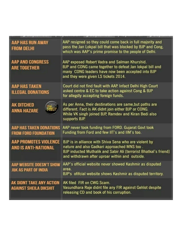 Why AAP is an option