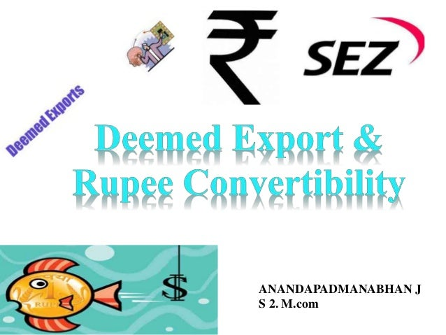 convertibility of rupee The indian currency, the rupee (inr), is not yet fully convertible however, there  are talks of  full convertibility will mean the rupee exchange rate would be left  to market factors, without any regulatory intervention there may be no limit on.