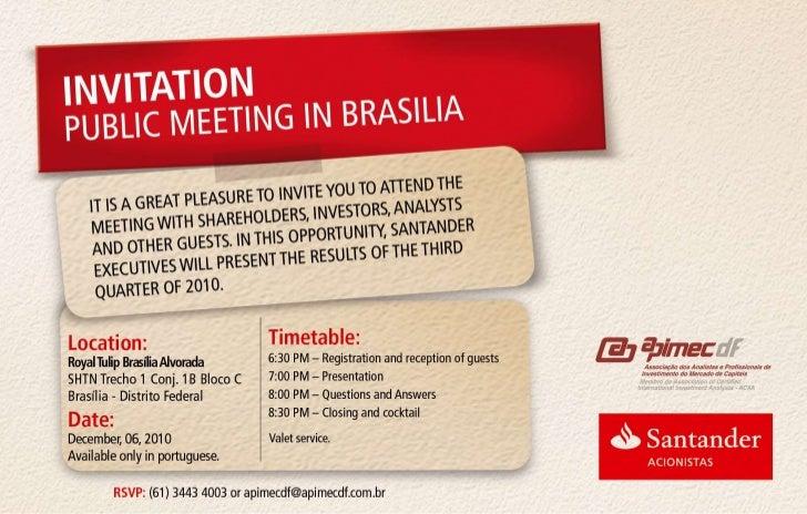 Convite brasilia ing