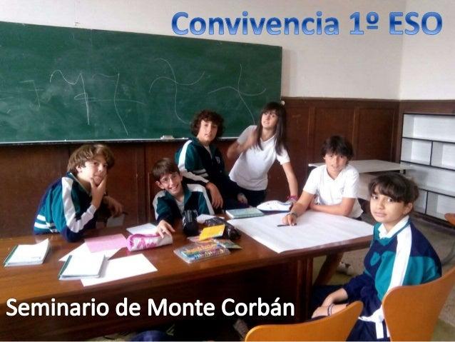 Cgnvivengia 19 ESQ  Seminario de Monte Corbán   m f