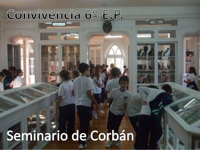 """@©ÜDWÜW@ÜD@Ü@ @@ [ÉOPO  ->—y——w. —-——Z u .   l  q i'  C .  —   ¡l  i n ¿aga gi 3 ' .  'Í .1  3 n, """"  Seminario de Corbán"""