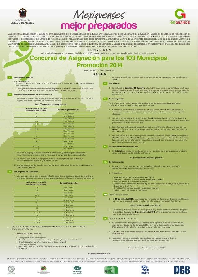 Resultados de convocatorias 2016 inaes convocatoria 103 for Convocatoria concurso de docentes 2016