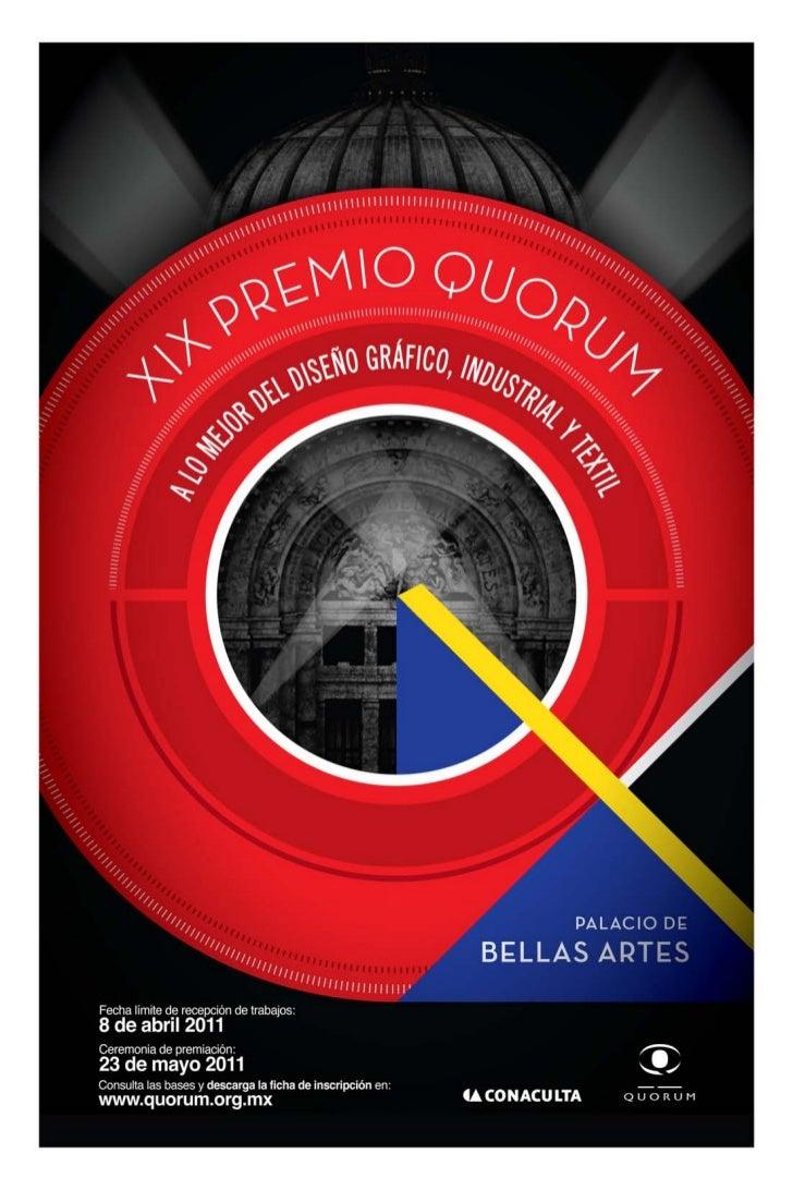 Convocatoria Quorum