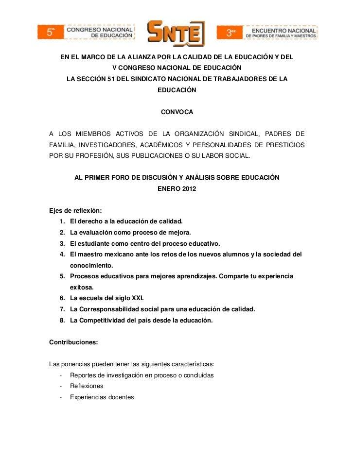 Convocatoria snte for Convocatoria de maestros