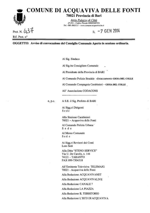 Convoc cc 13 01 2014