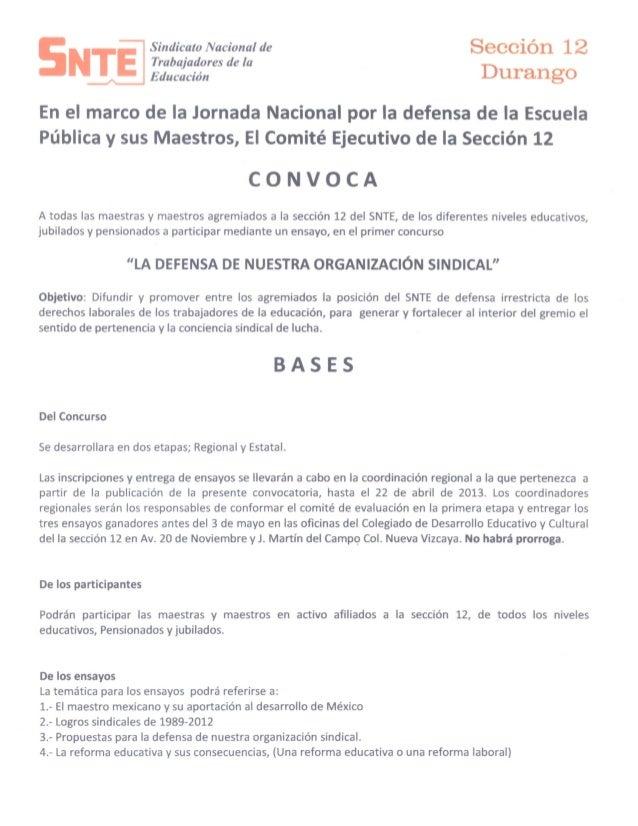 5          T                       Sindicato Nacional de                       Trabajadores de la                       Ed...