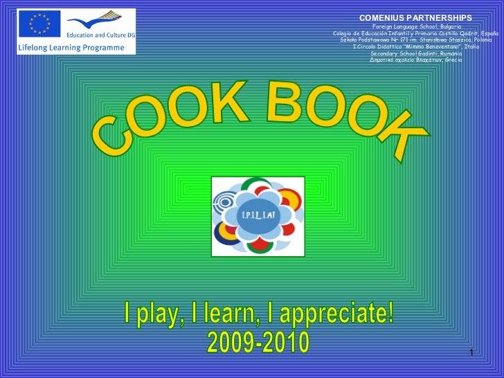 Festive Cook Book