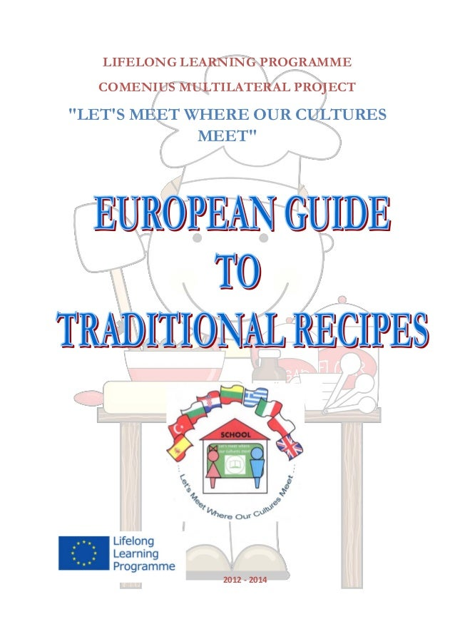 European Guide to Traditional Recipes