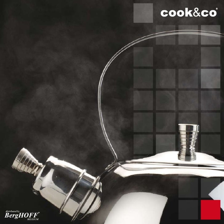 Cook&Co Catalogue
