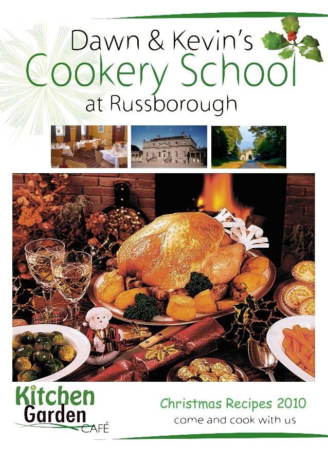 Christmas Recipes 2010