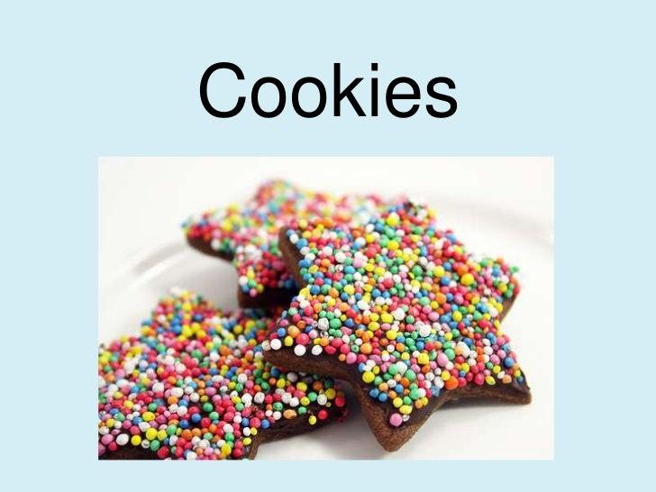 Cookies PowerPoint