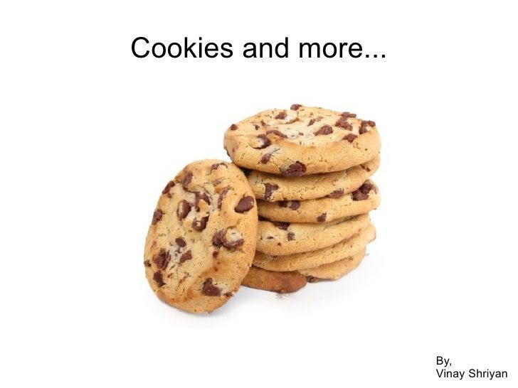 Cookies (in Online Advertising)