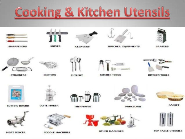Essential kitchen tools and equipment - Cooking Techniques Tools Styles Ingredients Future