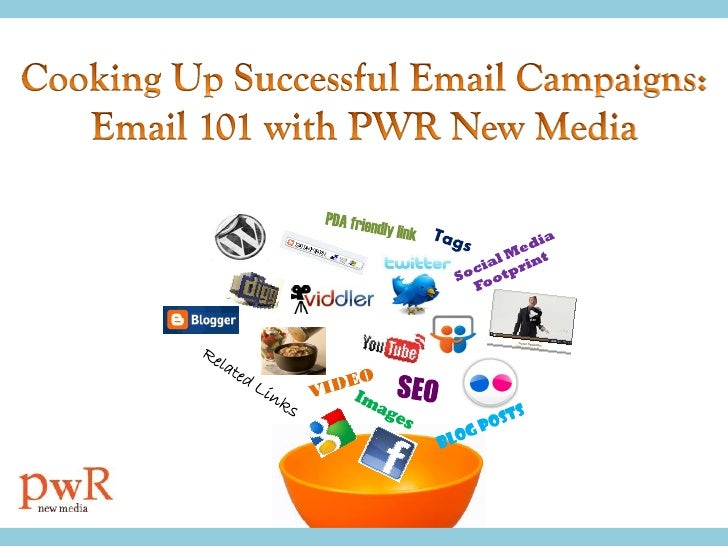 Cooking Up Successful Email Campaigns