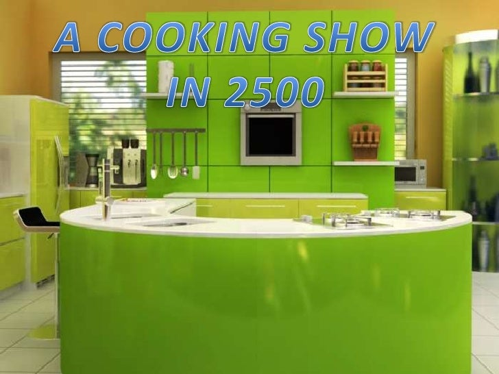 Cooking show in2500 martin