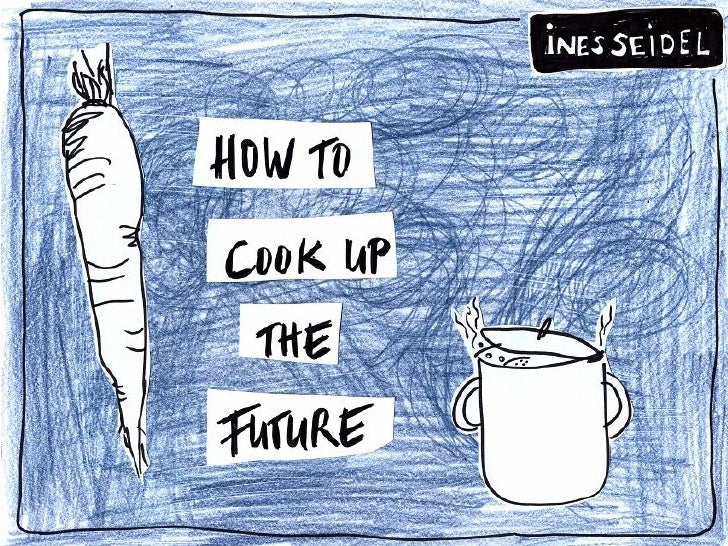 How To Cook Up The Future