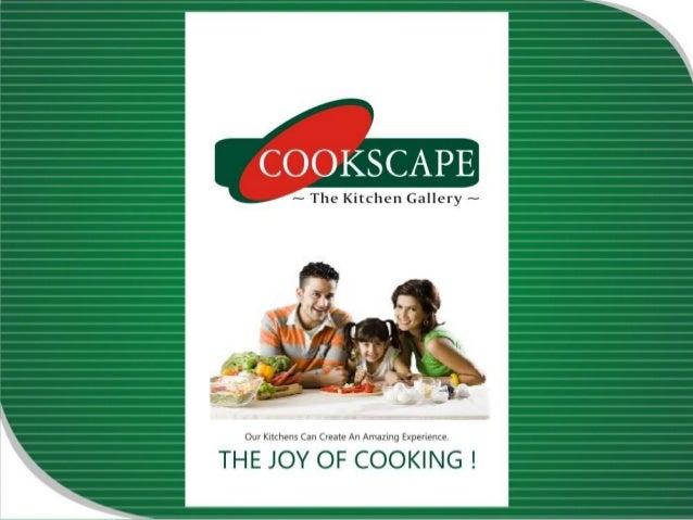 Cookscape Modular Kitchen Chennai