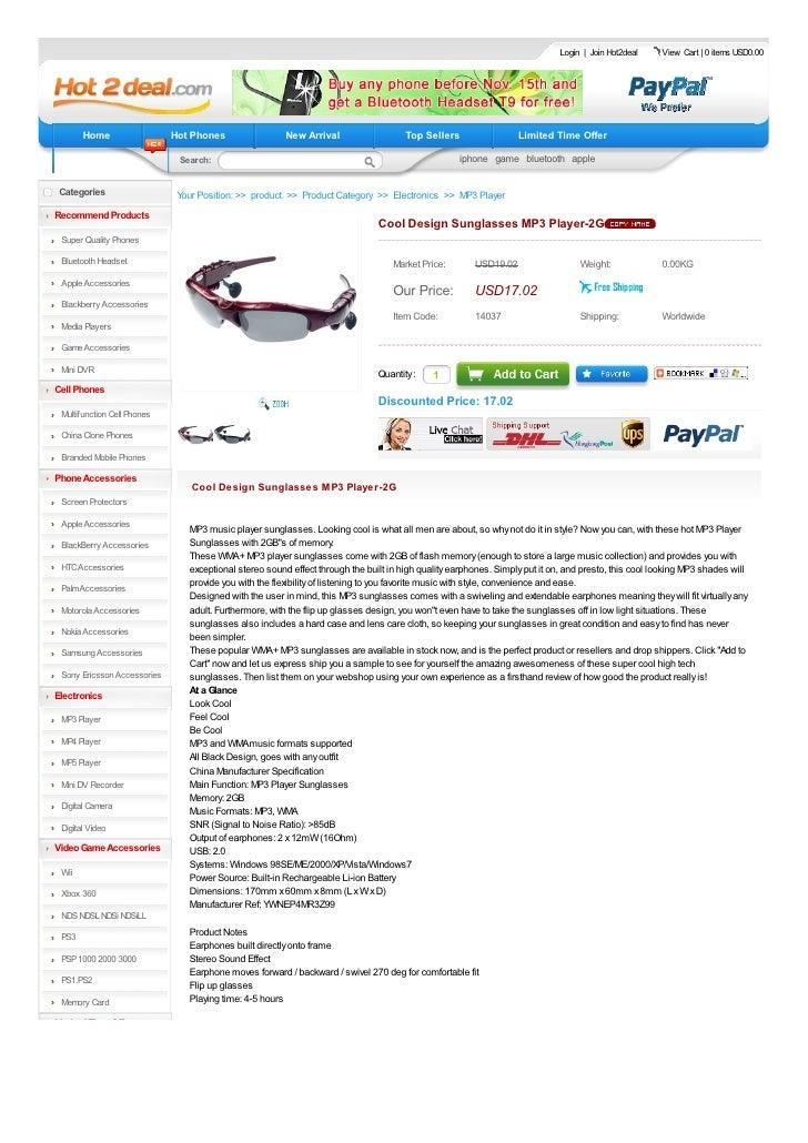 Login   Join Hot2deal     View Cart   0 items USD0.00            Home                  Hot Phones                 New Arri...