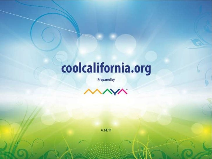 Coolcal.ppt 4.14.11
