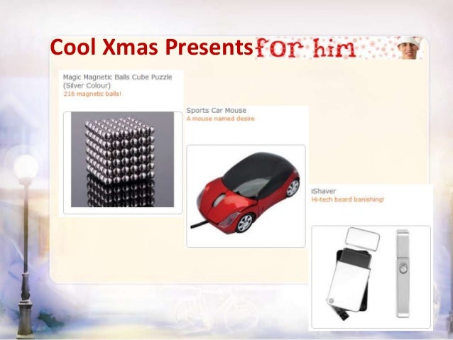 Cool Images Presentations Cool Xmas Presents 3