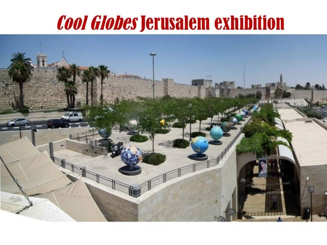 Cool globes exhibition