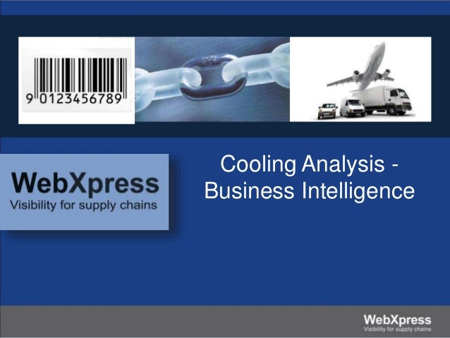 Cooling Analysis - Business Intelligence