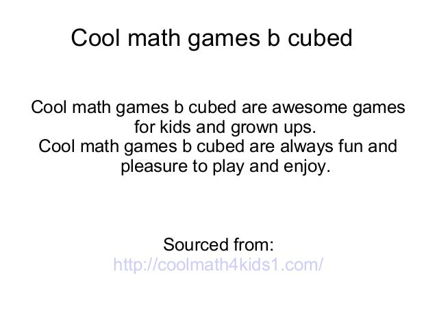 Education get on top cool math