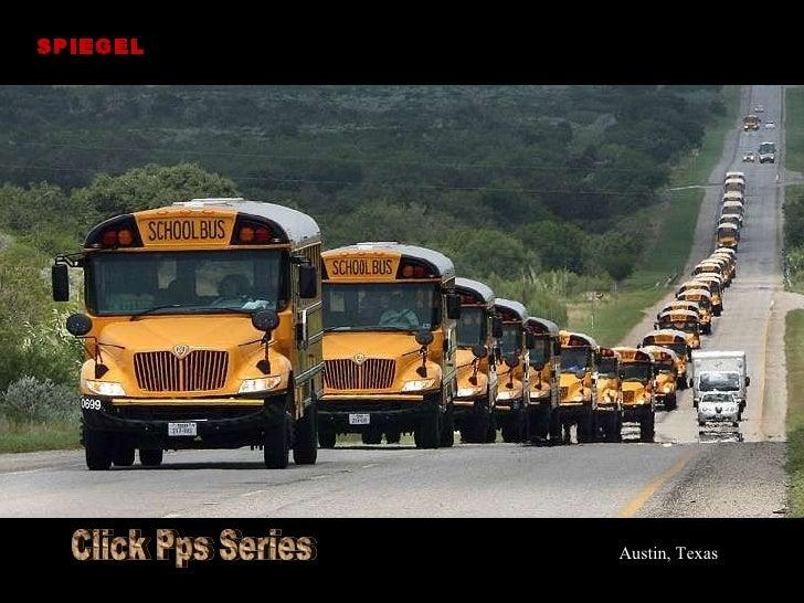 Austin, Texas SPIEGEL Click Pps Series