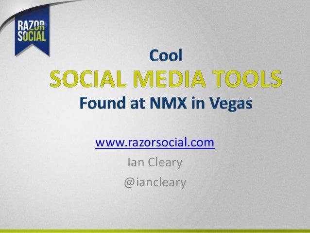 www.razorsocial.com    Ian Cleary   @iancleary
