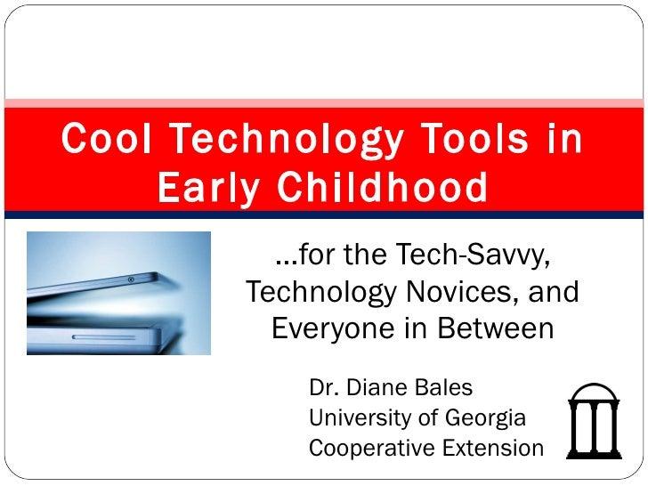 Cool Tech Tools - Bales SECA 2011 slides