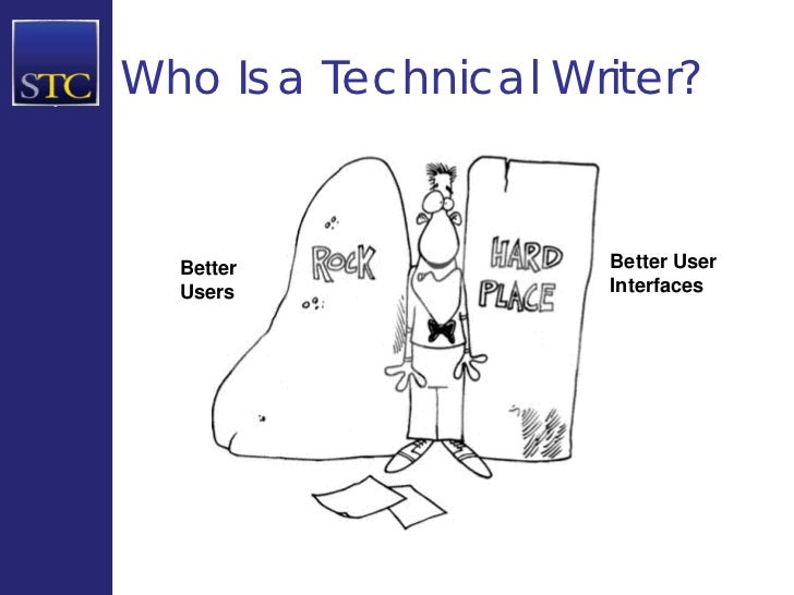 Tech writers