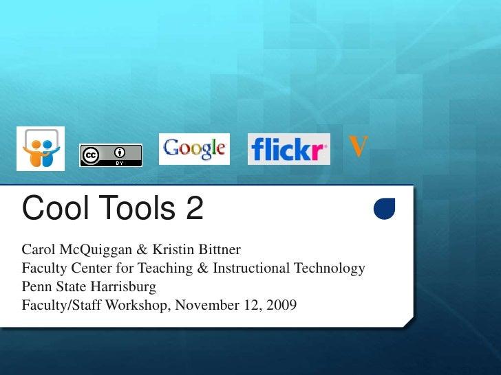 Cool Tools 2