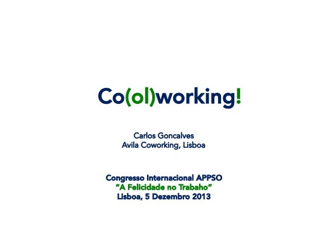 Cool Working-Avila Coworking-Avila Business Centers
