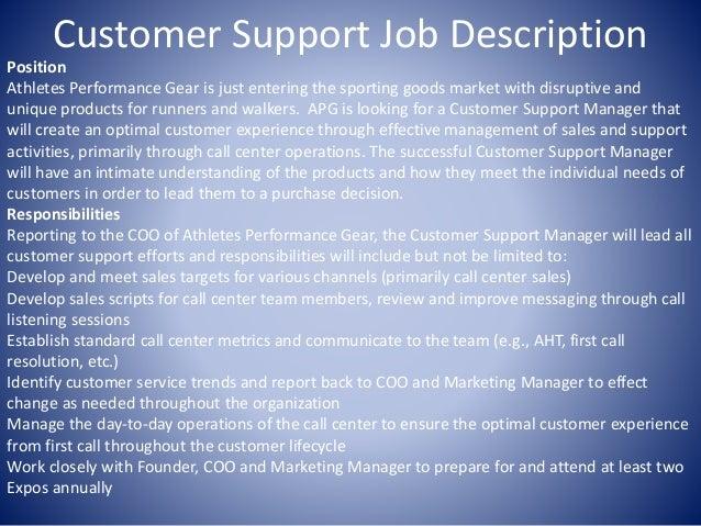 coo job description