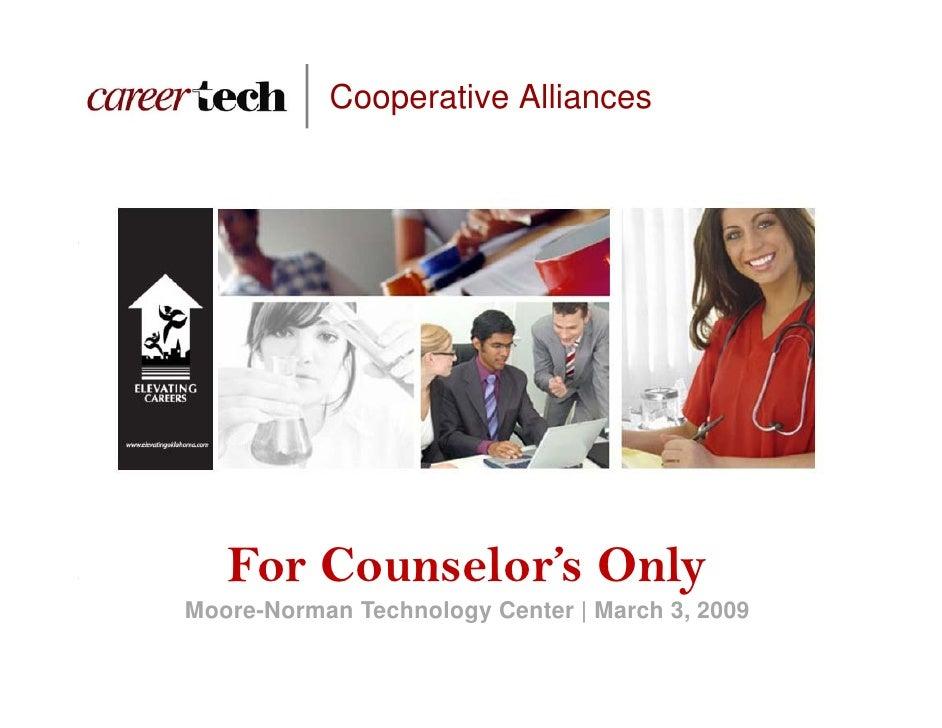 Cooperative Alliances