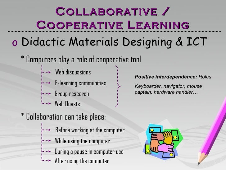 Collaborative Strategies In The Classroom ~ Cooperative collaborative