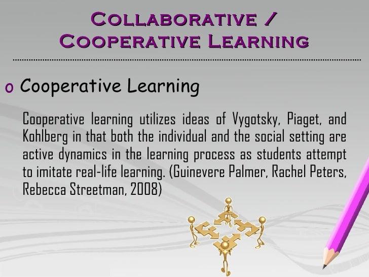 Collaborative Classroom Benefits : Cooperative collaborative