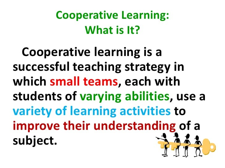 Cooperative Learning Strategies Team Building